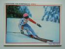 Savoie Olympique 1992 ,  G . Vandystadt , Super Géant Dames - Sports D'hiver
