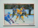 Savoie Olympique 1992 ,  G . Vandystadt , Hockey Sur Glace - Sports D'hiver