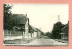 CPSM - 02 - ALAINCOURT - LE BOURG / PANNEAU MICHELIN - Autres Communes