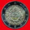 """2 Euros """"10 Ans Euro FIDUCIAIRE"""" Commémorative ESTONIE 2012, En UNC Neuves Sous Sachet - Estland"""