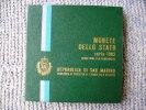 CONTENITORE DELLA SERIE DI SAN MARINO DEL 1982 - SOLO SCATOLINA NON MONETE - - Materiale