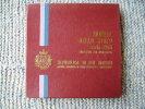 CONTENITORE DELLA SERIE DI SAN MARINO DEL 1985 - SOLO SCATOLINA NON MONETE - - Materiale
