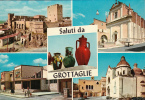B70375 Italia Grottaglie Multiviews Not Used Perfect Shape 2 Scans - Taranto