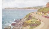 I.O.M. -DOUGLAS BAY FROM ONCHAN HEAD - Isle Of Man