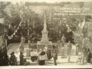 Censeau Inauguration Du Monument Aux Victimes De La Guerre Aout 1922 - France