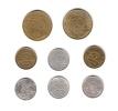 Petit Lot De Monnaies De 50 Centimes - Monedas & Billetes