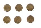 Petit Lot De Monnaies De 1 Franc - Monedas & Billetes
