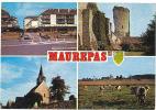 77  -  MAUREPAS  //  CP 8/193 - Frankrijk