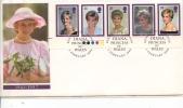 1998 PRINCESS DIANA FDC - KENSINGTON - FDC