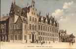 Alte AK Machelen/Malines/Mechelen  Hôtel De Ville (1383 - 1911) - (1918) - Machelen