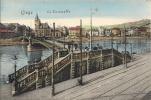 Alte AK  Liège/Lüttich  La Passerelle (ca. 1918) - Luik