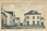 PORTUGAL - VILA NOVA DA BARQUINHA - RUA CAPELO E IVENS - 1910 PC - Santarem