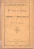 LA MUERTE DE DORREGO ERRORES I CONSECUENCIA POR DERMIDIO T. GONZALEZ ROSARIO TIPOGRAFIA ITALO SUIZA AÑO 1894 - Histoire Et Art