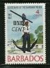 """Barbados      """"Surcharged""""     Set    SC# 322  Mint - Barbados (1966-...)"""