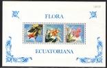 Ecuador C 510a  **  FLORA - Ecuador