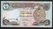 IRAQ  P68b  1/2   DINAR    1985    UNC. - Iraq
