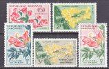 Gabon 154-8  *  (o)  FLORA - Gabon (1886-1936)