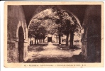 47- Villeréal  Entrée Du Château De Born - France