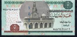 EGYPT  P63b   5   POUNDS    2004    UNC. - Egipto