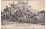 20684 Guerre 1914-15 Soissons Maison Bombardée Rue Racine. A R 345