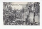 BRUXELLES / BRUSSEL / EXPO 1910 / INCENDIE / FIRE / BRAND - Wereldtentoonstellingen