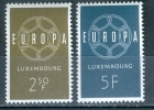 Luxemburg 1959 Europa MNH** - Lot. 923 - Luxembourg