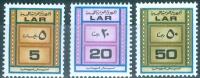Libya 1972 Coil Stamps MNH** - Lot. 930 - Libye