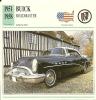 Auto Car Carte Collectioneur Collector Card Edito-Service / Buick - Other