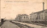 12 : 5 / 81  - ALFORTVILLE  - Quai De Seine Et Usine D´électricité - Alfortville
