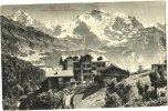 Isenfluh - Hotel Pension Jungfrau - & Hotel - Non Classés