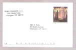 Postal Card - Carlsbad Caverns National Park - Scott # UX381- - Postal Stationery
