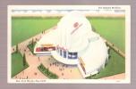New York World's Fair 1939 - The Sealtest Building - Milk - Kraft Chese - NY - New York