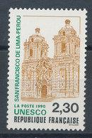 102** UNESCO 1990 - Mint/Hinged