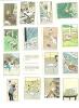 """Hergé : Série De 63 Chromos Petit Format """"Concours Milou"""" édités Par Le Bubble Gum Au Miel Et Vit. C - Livres, BD, Revues"""