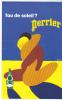 Lot De 5 Superbes Cartes Publicitaires Perrier Encore Sous Blister Années 80 / 90 - Pubblicitari