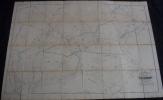 Rare Plan Parcellaire POPP De THIRIMONT Arrondissement De Charleroi Canton De Beaumont Dans Sa Pochette +liste - Cartes Topographiques