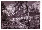 SAN VITO DI CADORE BELLUNO CIMA MARCORA F/G LUCIDO VIAGGIATA 1965 - Autres Villes