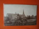 Alte Ansichtskarte: Broich B. Vorweiden, Missionshaus Vom Hl. Geist, Gelaufen 1916 ! - Deutschland