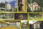 RESORT TUSNAD . CIUCAS ''HOTEL, OLT ''HOTEL''ORTHODOX CHURCH, COLLECTION POSTCARDS, CARTE POSTALE - ROMANIA - Romania