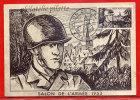 FRANCE SALON DE L'ARMEE SUR CARTE MAXIMUM DU 31/05/1953 DE PARIS - Cartes-Maximum