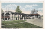 R R STATION BETHLEHEM 1716  WHITE MOUNTAINS  N H - Etats-Unis