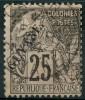 Guyane (1892) N 23 (o)