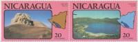 Volcano, Geology, Lake, Map, Mint Nicaragua - Volcanos