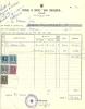 OSPEDALE  LUINO   1957--  BEL  DOCUMENTO - Salute