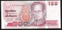 THAILAND   P97l  100  BAHT   1994 Signature 75    UNC. - Thaïlande