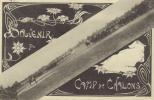 Souvenir Du Camp De Chalons - Camp De Châlons - Mourmelon
