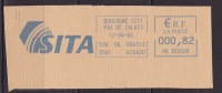 EMA Sur Fragment- SITA - Boulogne - Pas-de-Calais (62) - Date: 12/04/2006 - Marcofilia (sobres)