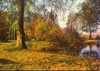 Viry-Chatillon- Parc Leblanc *Belle Carte*- Ed Raymon N°91.101 (leger Pli Bas Droit, Trous Punaise 4 Coins) - Editori
