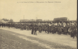 CPA, Au Camp De Chalon, Débarquement D'un Régiment D'Ifanterie. - Camp De Châlons - Mourmelon