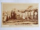 Accueil Du Père P.DOMON Par Un Village De Haute Egypte - Egypte